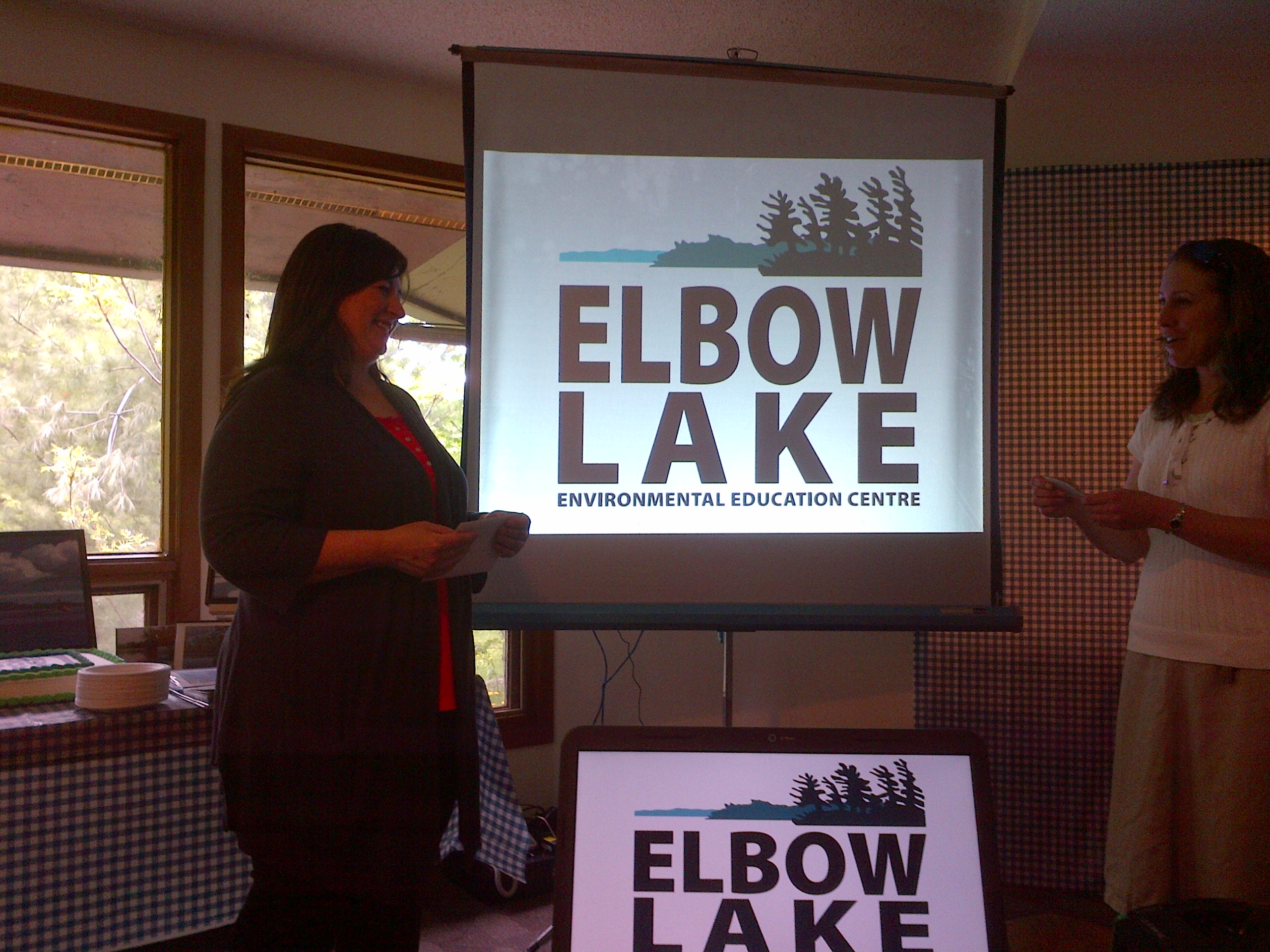 Elbow Lake Logo Presentation